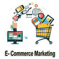 you will learn ecommerce marketing and start your career